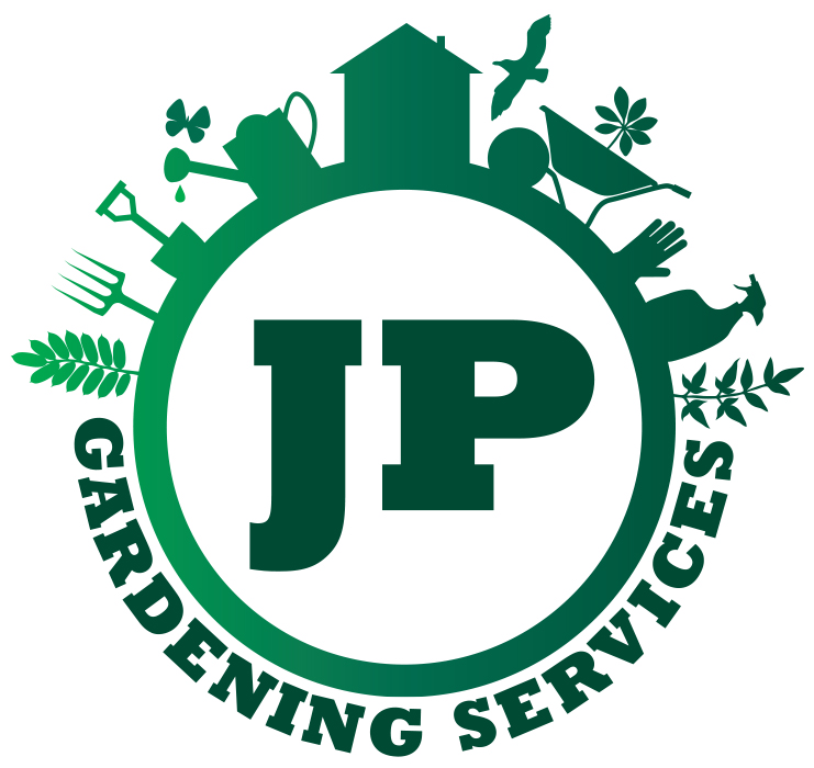 J P Gardening Services logo FINAL 4