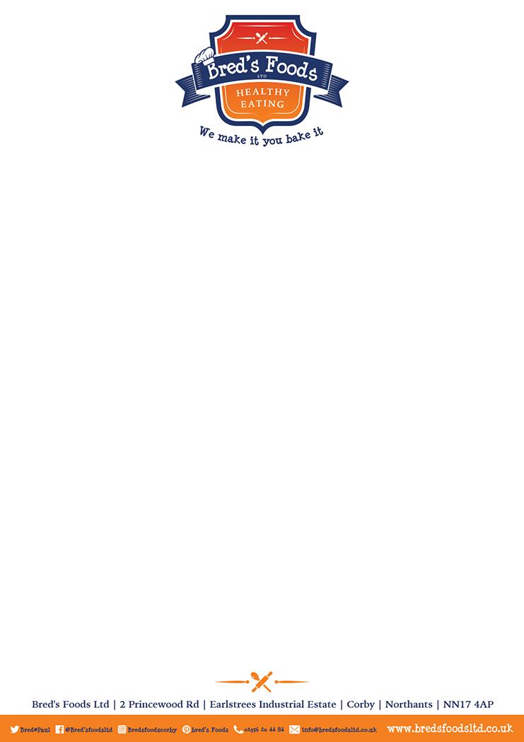 Breds Foods A4 letterhead portrait V3