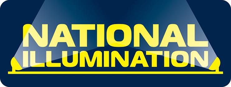 National Illumination Logo versions 2