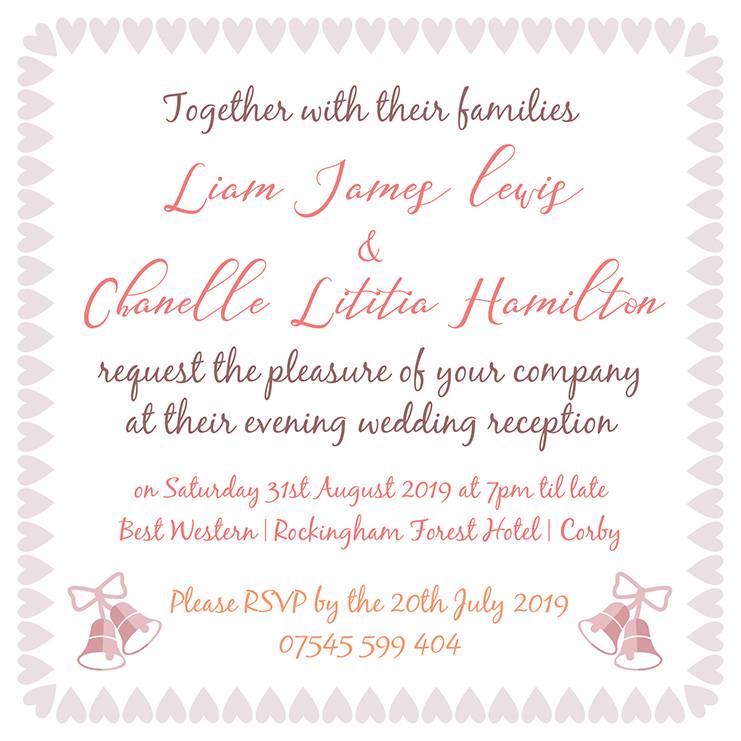 Chanelle and Liam Wedding Invite final